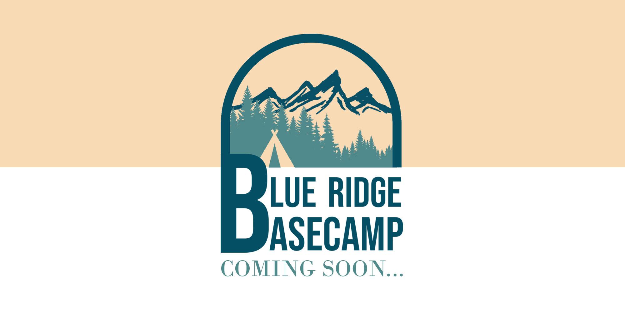 blue ridge basecamp holding page